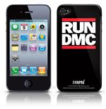 Cover Skin iPhone 4G Run Dmc - Logo. Producto oficial Emi Music