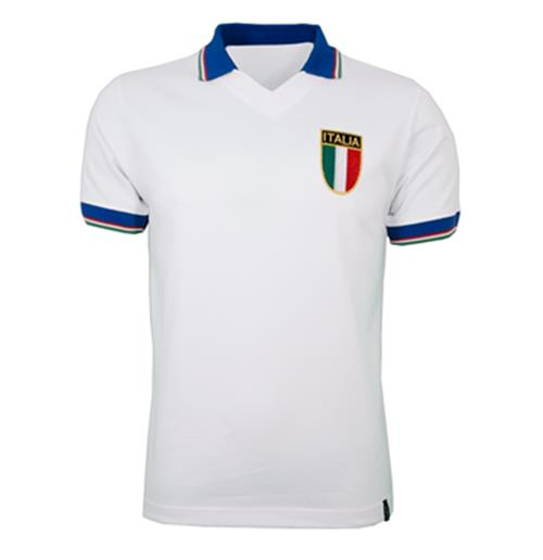 Camiseta retro Italia Away