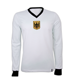 Camiseta retro Alemania