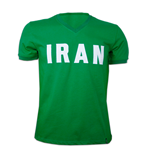 Camiseta retro Iran