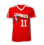 Camiseta retro San Jose Earthquakes Away