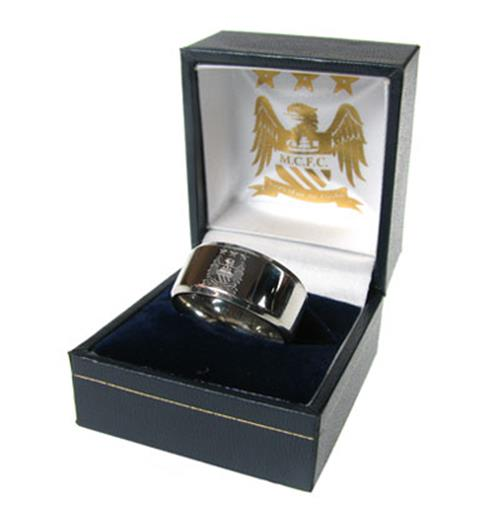 Anillo Manchester City - Medium