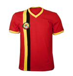 Camiseta retro Mozambique