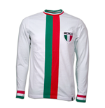 Camiseta retro México Away