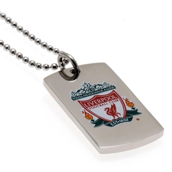 Placa identificatoria Liverpool FC
