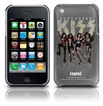 Cover iPhone 3G/3GS  Kiss - Band Shot. Producto oficial Emi Music
