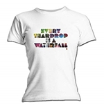 Camiseta Coldplay Every Teardrop. Producto oficial Emi Music