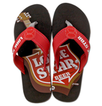 Chancletas Lone Star