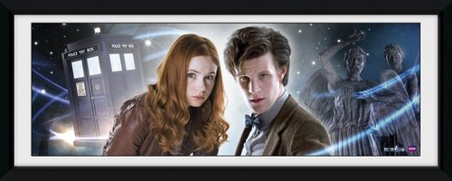 Póster Doctor Who 62740