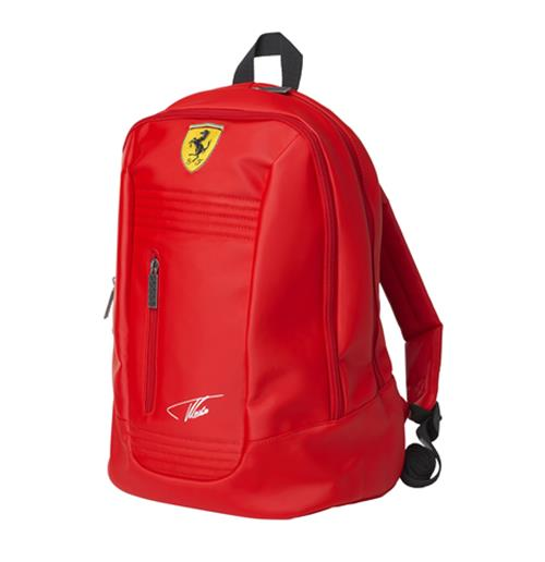 super servicio disfruta el precio de liquidación vívido y de gran estilo Mochila Ferrari Santander