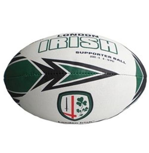Pelota Rugby London Irish Supporter