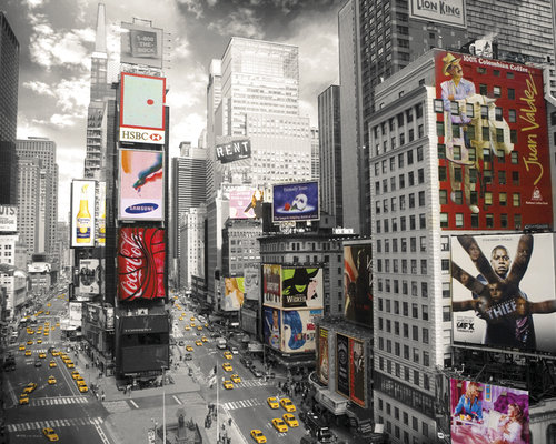 Póster New York 64181