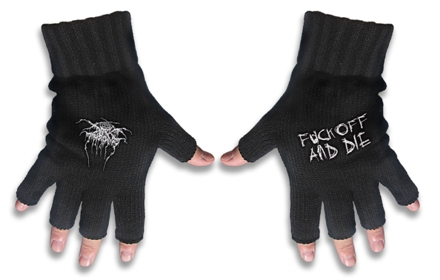 Guantes Darkthrone