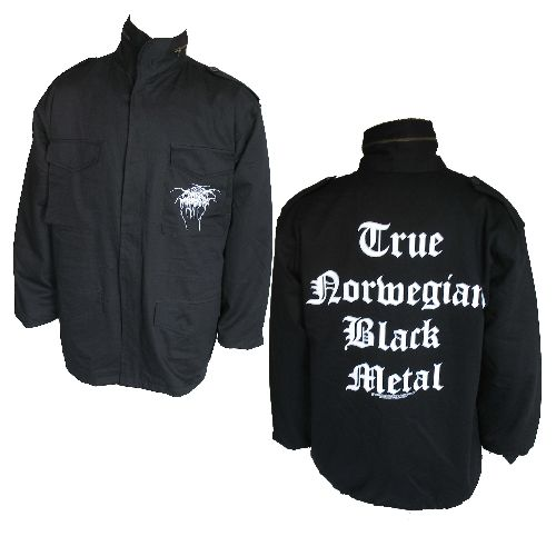 Chaqueta Darkthrone  - True Norwegian