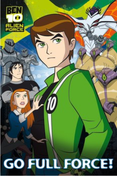 Póster Ben 10  Alien Force