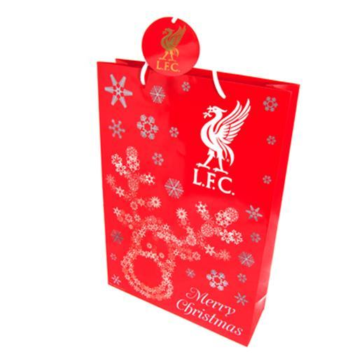 1e99f8c6a0 Bolso para regalos Liverpool FC Original  Compra Online en Oferta