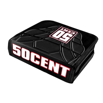 Estuche para CD / DVD 50 Cent Rubber