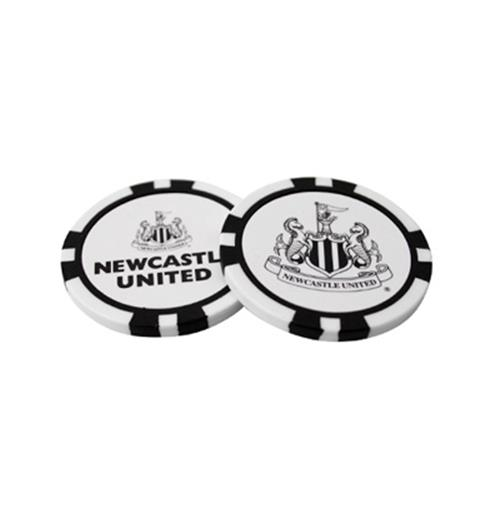 Marcador para bolas de Golf Newcastle United