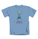 Camiseta Elbow Build A Rocket. Producto oficial Emi Music