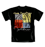 Camiseta John Lennon Come Together. Producto oficial Emi Music