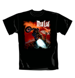 Camiseta Meat Loaf Bat Out Of Hell. Producto oficial Emi Music