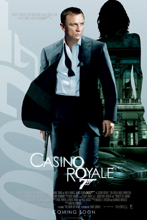 Póster James Bond - 007 Empire One