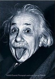 Llavero Albert Einstein Face