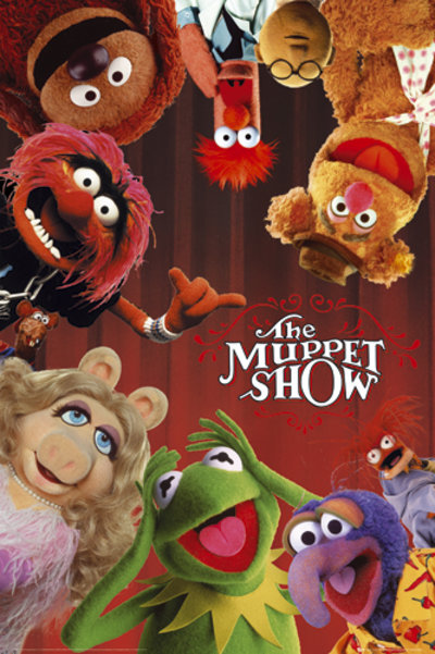 Póster The Muppet 70003