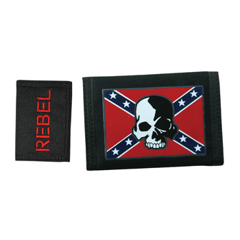 Cartera Rebel Skull