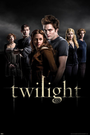 Póster Twilight Group