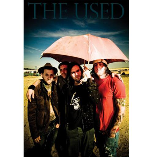 Póster The Used 70039