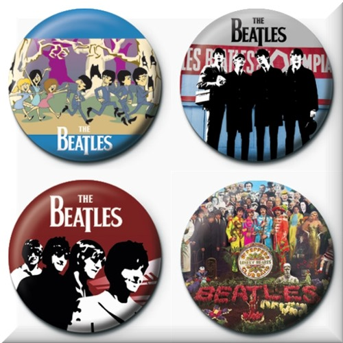 Pin Beatles 70052