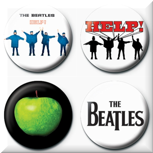 Pin Beatles 70054