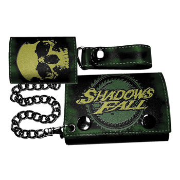 Cartera Shadows Fall Skull