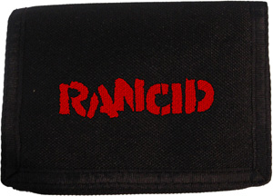 Cartera Rancid Logo