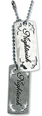 Dog Tag Nightwish