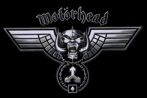 Imán Motorhead - Metal Wings