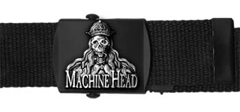 Cinturón Machine Head - Kings