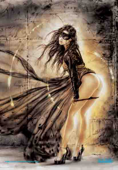 Bandera Luis Royo - The Rough With The Smooth