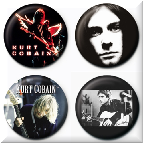 Pin Kurt Cobain 70198
