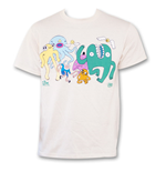 Camiseta Hora de Aventuras Dancing with Monsters
