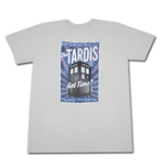 Camiseta Doctor Who Dimensionally Transcendental