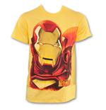 Camiseta Iron Man Huge Iron Face