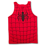 Camiseta de tirantes Spiderman