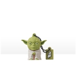 "Memoria USB ""Star Wars Yoda"" 8 Gb"
