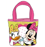 Bolso Shopping Minnie y Pata Daisy