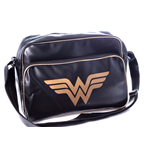 Wonder Woman Bandolera Logo