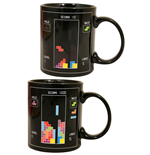 Tetris Taza sensitiva al calor