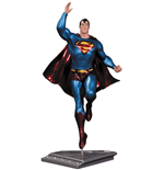 Superman The Man Of Steel Estatua Frank Quitely 17 cm