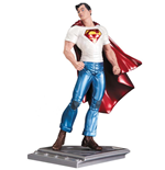 Superman The Man Of Steel Estatua Rags Morales 17 cm